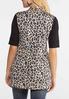 Knit Leopard Vest alternate view