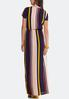 Striped Button Maxi Dress alternate view