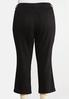 Plus Size Curvy Kick Flare Pants alternate view