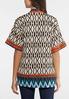 Aztec Knit Kimono alternate view