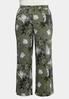 Plus Petite Floral Charm Palazzo Pants alternate view