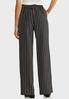 Petite Belted Wide Leg Pants alternate view