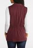 Plus Size Tencel Utility Vest alternate view
