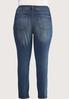 Plus Size Classic Skinny Jeans alternate view