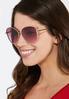 Pink Rim Tinted Sunglasses alternate view