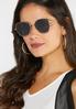 Mod Metal Frame Sunglasses alternate view