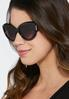 Dark Tint Statement Sunglasses alternate view
