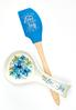 Philippians Spoon Rest And Spatula alternate view