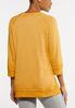 Embroidered Active Sweatshirt alternate view