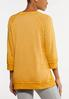 Plus Size Embroidered Active Sweatshirt alternate view