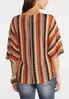 Ruched Crochet Top alternate view