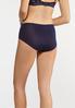 Plus Size High Waist Lace Panty Set alternate view