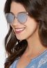Round Fashion Sunglasses alternate view