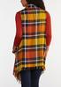 Plus Size Autumn Harvest Vest alternate view