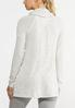 Plus Size Cowl Neck Sweatshirt alternate view