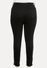 Plus Size The Perfect Black Jean alternate view