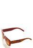 Leopard Square Sunglasses alternate view