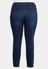 Plus Size Essential Dark Wash Jeans alternate view