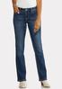 Bling Cross Pocket Jeans alternate view