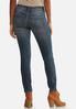 Slimming Skinny Jeans alternate view