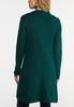 Plus Size Knit Yarn Cardigan alternate view