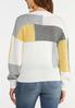 Cropped Colorblock Sweater alternate view