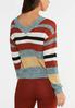Striped Pullover Sweater alternate view