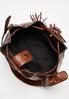 Western Fringe Bucket Bag alternate view