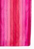 Multi Pink Silky Oblong Scarf alternate view