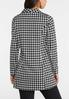 Houndstooth Topper Jacket alternate view