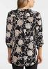Floral Paisley Top alternate view