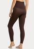 Plus Size The Perfect Brown Shaping Leggings alternate view