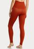 Plus Size The Perfect Rust Shaping Leggings alternate view
