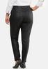 Plus Size Coated Skinny Jeans alternate view