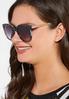 Lucite Tortoise Sunglasses alternate view