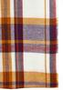 Brushed Plaid Infinity Scarf alternate view