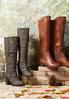 Zipper Detail Tall Boots alt view