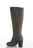 Wide Width Zipper Detail Tall Boots alternate view