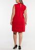 Plus Size Ruffle Sheath Dress alternate view