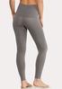 Plus Size The Perfect Gray Leggings alternate view