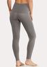 Plus Extended The Perfect Gray Leggings alternate view