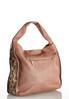 Zippered Leopard Side Hobo Handbag alternate view