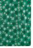 Foil Snowflake Infinity Scarf alternate view