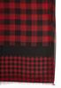 Merry Plaid Oblong Scarf alternate view