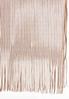 Open Weave Metallic Oblong Scarf alternate view