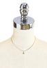 Mixed Chain Pendant Necklace Set alt view