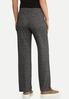 Tie Front Hacci Pants alternate view