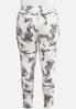 Plus Size Soft Marbled Leggings alternate view