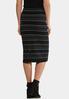 Plus Size Sweater Pencil Skirt alternate view