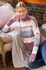 Colorblock Turtleneck Sweater alt view